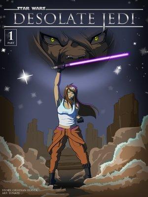 SpaceBabe- [Lunate] Desolate Jedi-Star War 8muses Adult Comics