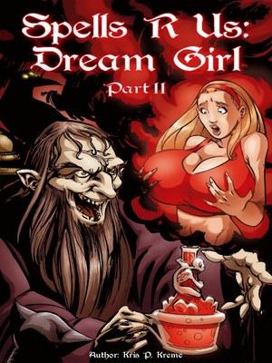 Spells R Us – Dream Girl 2- Bot Comics 8muses Adult Comics