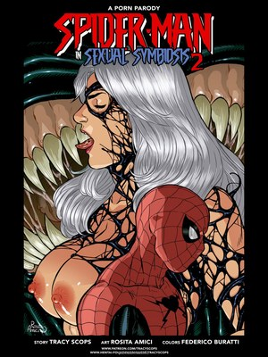 Spider-man Sexual Symbiosis 2 8muses Porncomics