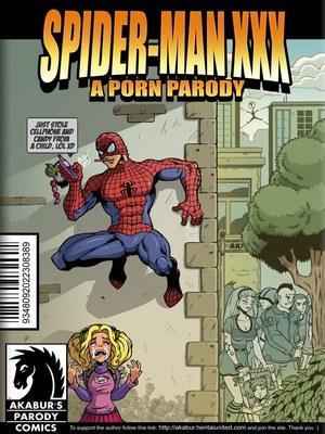 8muses Porncomics Spider-Man XXX- Asshole image 01