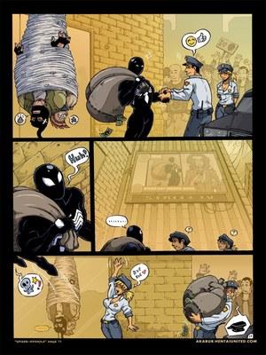 8muses Porncomics Spider-Man XXX- Asshole image 12