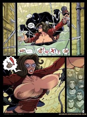 8muses Porncomics Spider-Man XXX- Asshole image 15