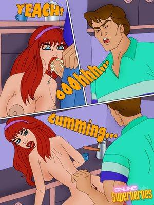 8muses Adult Comics SpiderMan- The Animated Series image 06