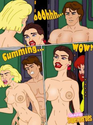 8muses Adult Comics SpiderMan- The Animated Series image 21