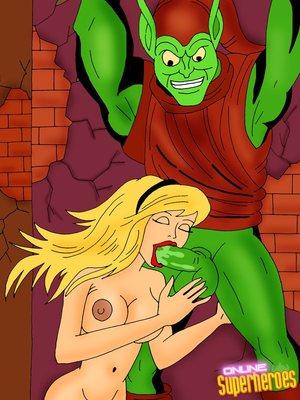 8muses Adult Comics SpiderMan- The Animated Series image 52