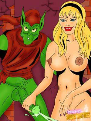 8muses Adult Comics SpiderMan- The Animated Series image 55
