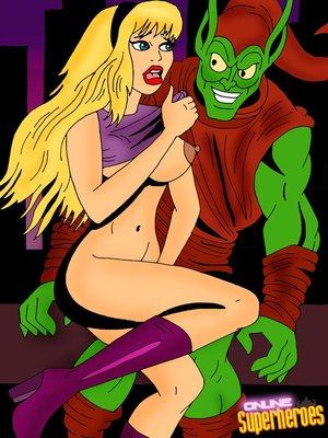 8muses Adult Comics SpiderMan- The Animated Series image 56