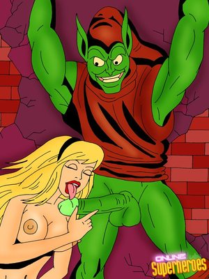 8muses Adult Comics SpiderMan- The Animated Series image 63