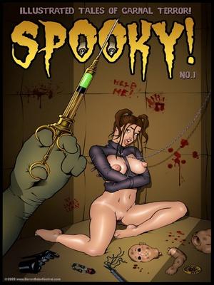 Spooky 1-2 James Lemay 8muses Porncomics