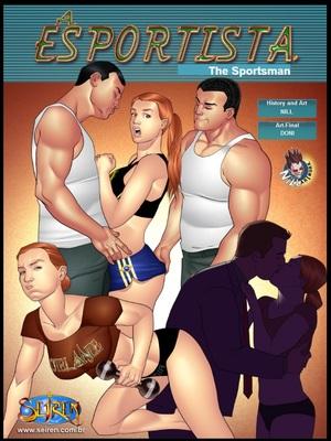 Sportsman 2 ( English)- Seiren 8muses Incest Comics