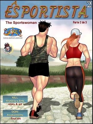 Sportswoman 2- Part 2 (English) 8muses Adult Comics