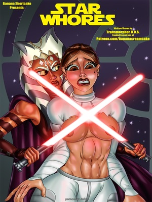 Star Whores (Star Wars) 8muses Porncomics