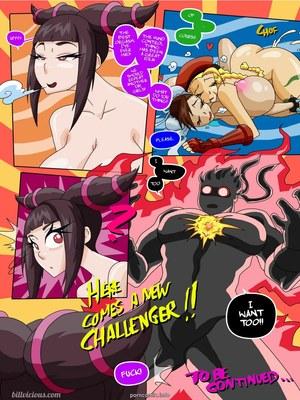 8muses Hentai-Manga Street Fighter XXX image 28