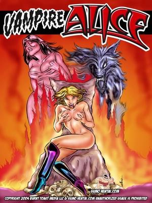 Sumo Hentai- Vampire Alice 8muses Adult Comics