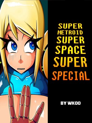 Super Metroid Super Space – WitchKing00 8muses Hentai-Manga