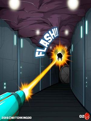 8muses Hentai-Manga Super Metroid Super Space – WitchKing00 image 03