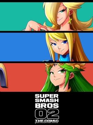 Super Smash Bros 02- Witchking00 8muses Hentai-Manga