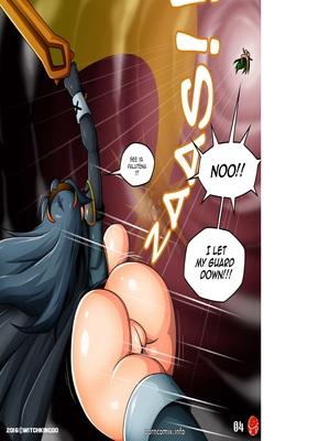 8muses Hentai-Manga Super Smash Bros 03- Witchking00 image 05