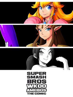 Super Smash Bros- Witchking00 8muses Hentai-Manga