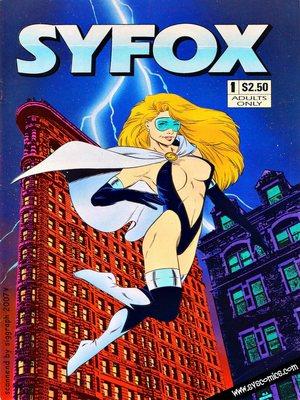 Superheroine Comix- SYFOX 8muses Adult Comics