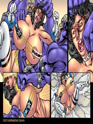 8muses Porncomics Superheroine- Major Wonder Fear Factory Raw image 15