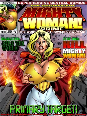SuperHeroineCentral- Mighty Woman Prime in Primary Target 8muses Porncomics