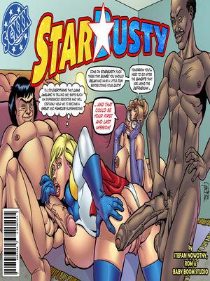 SuperHeroineComixxx – Star Busty 8muses Porncomics