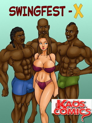 Swingfest X- Kaos 8muses Interracial Comics