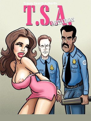 T.S.A. Initiations- John Persons 8muses Interracial Comics