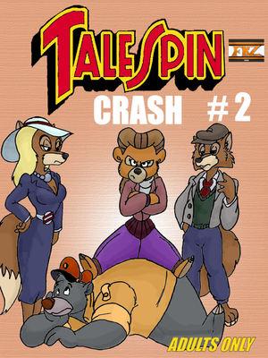 TaleSpin- Crash # 2 8muses Adult Comics