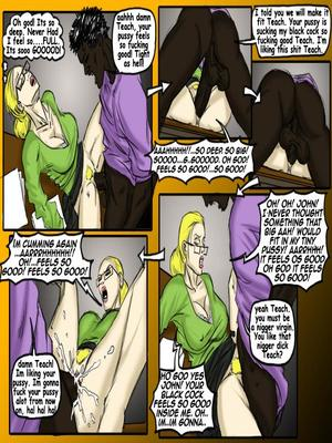 8muses Interracial Comics Teach Tamara- illustrated interracial image 10