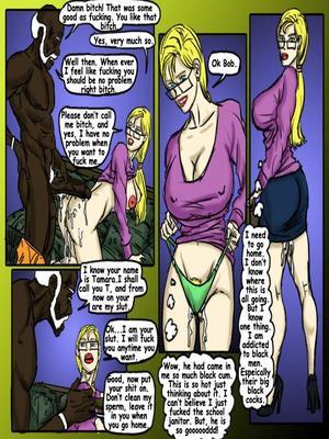 8muses Interracial Comics Teach Tamara- illustrated interracial image 19