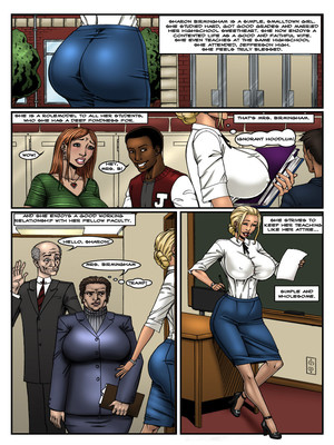 Teacher's Hard Lessons 2- DeucesWorld 8muses Porncomics