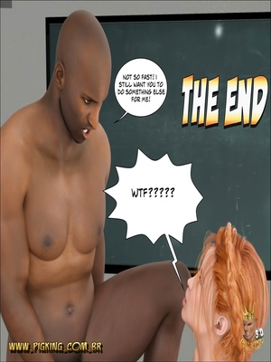 8muses Interracial Comics Teacher Dolores- Learning a Lesson (Pig King) image 45