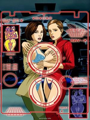 Terminator- Pal Comix 8muses Adult Comics