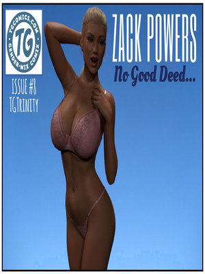 TGTrinity- Zack Powers 8 8muses 3D Porn Comics