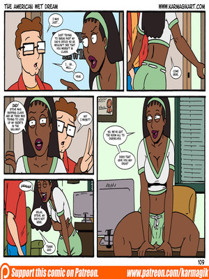 8muses Incest Comics The American Wet Dream (American Dad) image 109