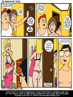 8muses Incest Comics The American Wet Dream (American Dad) image 41