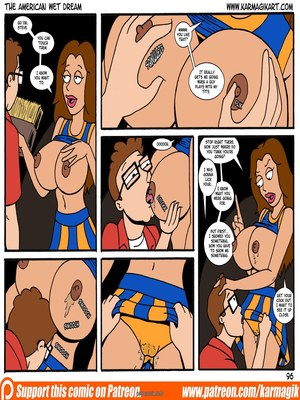 8muses Incest Comics The American Wet Dream (American Dad) image 96