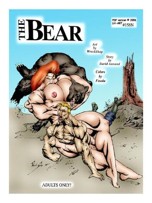 The Bear 8muses Porncomics
