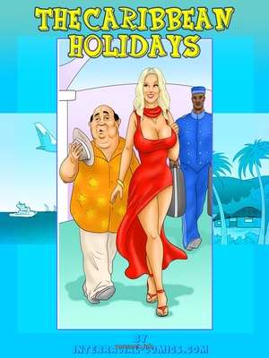 The Caribbean Holidays- Interracial 8muses Interracial Comics