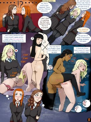8muses Porncomics The Charm (Harry Potter)- StormFedeR image 09