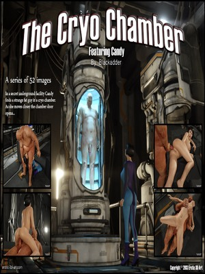 The Cryo Chamber-Blackadder 8muses 3D Porn Comics