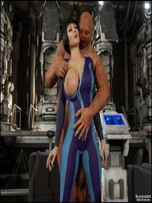8muses 3D Porn Comics The Cryo Chamber-Blackadder image 08