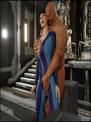 8muses 3D Porn Comics The Cryo Chamber-Blackadder image 09