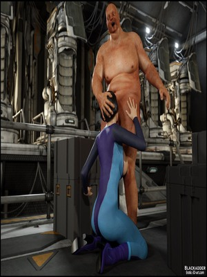 8muses 3D Porn Comics The Cryo Chamber-Blackadder image 11