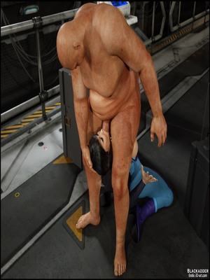 8muses 3D Porn Comics The Cryo Chamber-Blackadder image 12