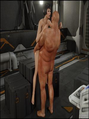 8muses 3D Porn Comics The Cryo Chamber-Blackadder image 14