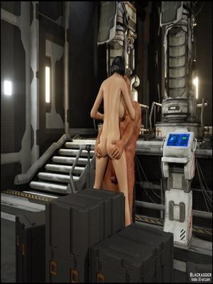 8muses 3D Porn Comics The Cryo Chamber-Blackadder image 15