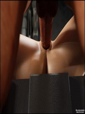 8muses 3D Porn Comics The Cryo Chamber-Blackadder image 17